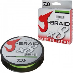 Multifilament Yarn Coil JBRAID 8B 150MT 18Kg/40Lb