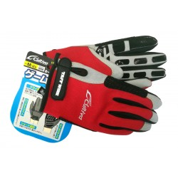 Cultiva GAME GLOVE Model 9918 - M - Red