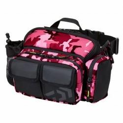 Daiwa HIPBAG LT (C) Pink Camouflage