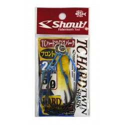 Anzol Shout TC HARD Twin Spark 342 TH 2cm-5/0