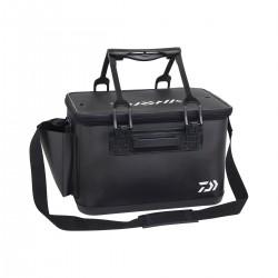 Black rigid bakkan bags
