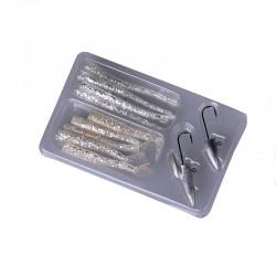 Savage LRF Micro Sandeel Kit Silver