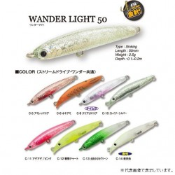 Wander Light 52 C10