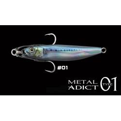 Metal Adict -01 12g