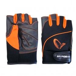 Luvas Savage Protec Gloves L