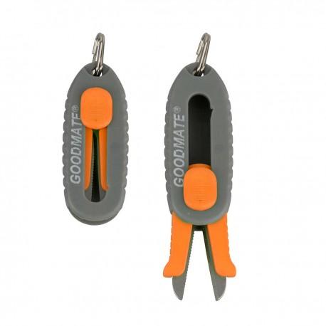Tesoura Savage micro braid e line cutter