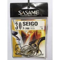 Anzol Sasame F-700 Maruseigo Nickel Nº03