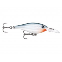 Senuelo Ultra Light Shad 4 cm SD