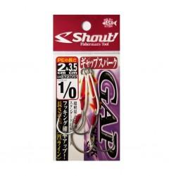 Anzol Shout TC Twin Spark 1cm 1/0