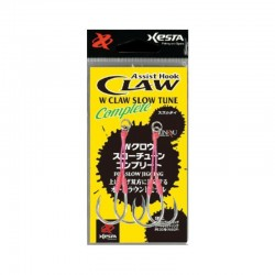 Anzol W Claw Slow Tune Coplete 20 - 2/0 3cm