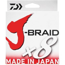 40Lb / 18Kg JBRAID 8B 300MT 24/100 multifilament wire coil