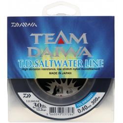 NYLON DAIWA TEAM DAIWA T.D. Swaltter Line 40/100 300m