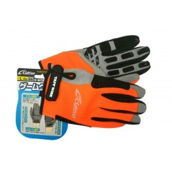 Cultiva GAME GLOVE Model 9918 - L - Orange