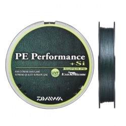 Daiwa PE line performance + Si no.1.2 (16lb) 120m