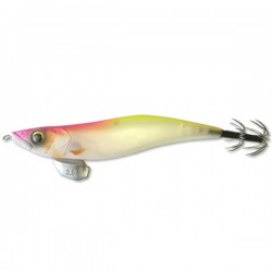 TONEIRA GAN CRAFT SQUID JIG UO-JYA - 3.5/01 PINK HEAD
