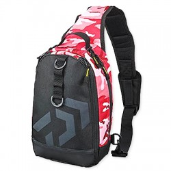 Daiwa ONE SHOULDER BAG LT (C) Pink Camouflage