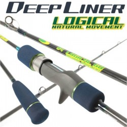 Cana para jigging DEEP LINER LOGICAL 60 -6