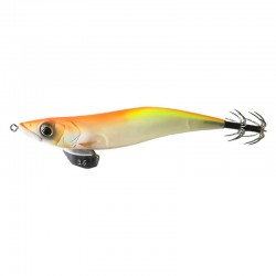 TONEIRA GAN CRAFT SQUID JIG UO-JYA - 3.5/02 ORANGE HEAD