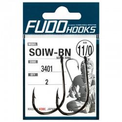 Fudo Hooks SOIW-BN 11/0