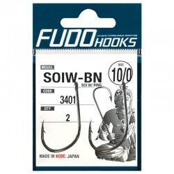 Fudo Hooks SOIW-BN 10/0