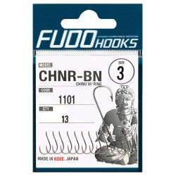 Fudo Hooks CHNR-BN 3
