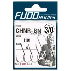 Fudo Hooks CHNR-BN 3/0