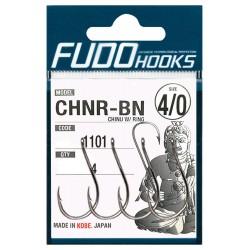Fudo Hooks CHNR-BN 4/0