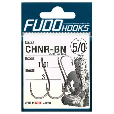 Fudo Hooks CHNR-BN 5/0
