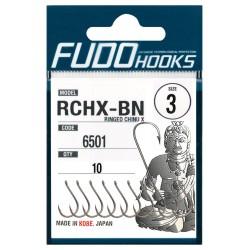Fudo Hooks RCHX-BN 3