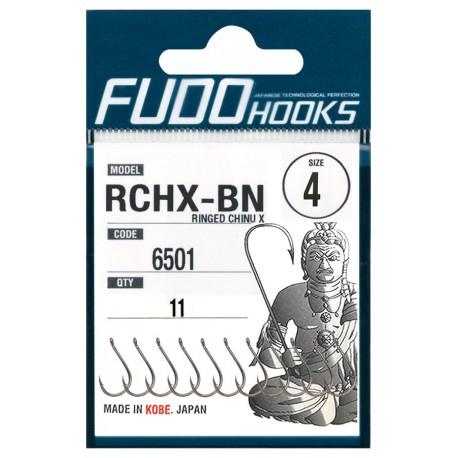 Fudo Hooks RCHX-BN 4