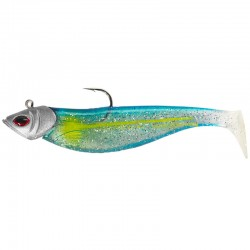 Berkley Prerigged Shad 12cm Ocean - 2pcs