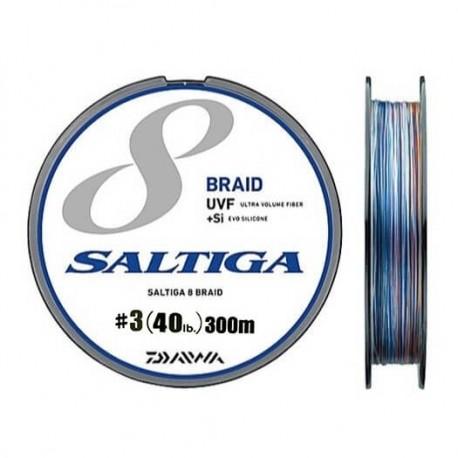 Fio Daiwa UVF Saltiga 8 Braid +Si 3.0-300