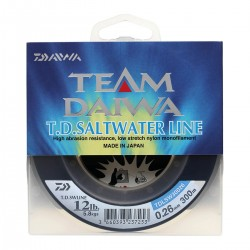 Daiwa T.D. Saltwater Line - 300m - 0.26mm - 5.8kg