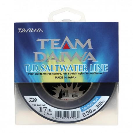 NYLON DAIWA TEAM DAIWA T.D. Saltwater Line 30/100 300m