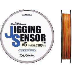 Daiwa Jigging Sensor EVO+Si - 300m (PE 5 - 62lb)
