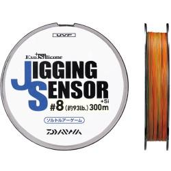 Daiwa Jigging Sensor EVO+Si - 300m (PE 8 - 93lb)