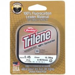 Berkley Trilene 100% Fluorocarbon 25m 0.45mm 15.76kg