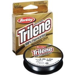 Berkley Trilene 100% Fluorocarbon (0.25mm|4.9kg|50m) Clear
