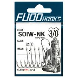 Fudo Hooks SOIW-NK 3/0