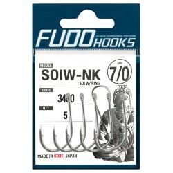 Fudo Hooks SOIW-NK 7/0