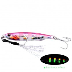 AllBlue Drager Slim 20g - Color D (Glow)