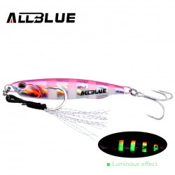AllBlue Drager Slim 30g - Color D (Glow)