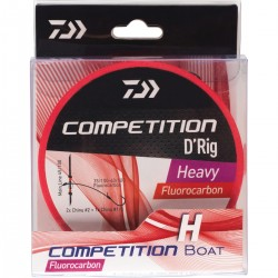 Daiwa Competition D'Rig Heavy Fluorocarbon