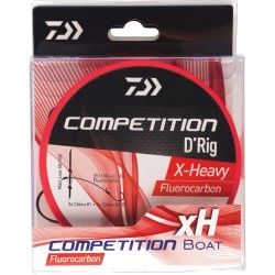 Daiwa Competition D'Rig X-Heavy Fluorocarbon