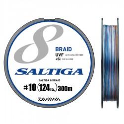 Daiwa Saltiga 8 Braid +Si - 300m - PE10.0-124lb