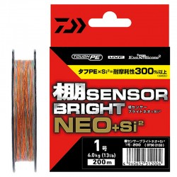 Daiwa Sensor Bright NEO+Si2 - 200m (PE 1 - 6.0kg 13lb)
