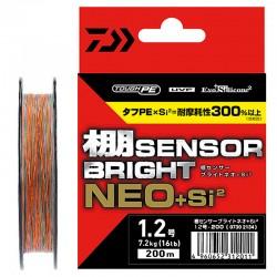 Daiwa Sensor Bright NEO+Si2 - 200m (PE 1.2 - 7.2kg 16lb)