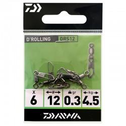 Daiwa D'Rolling DRS 12 (6 Pcs)
