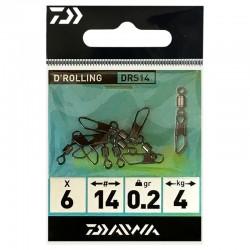Daiwa D'Rolling DRS 14 (6 Pcs)