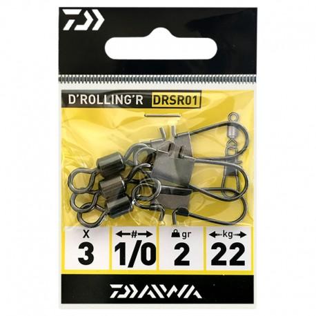 Daiwa D'Rolling R DRSR 01 (3 Pcs)